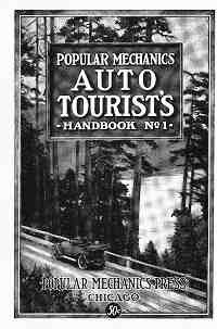 1924 Popular Mechanics Auto Tourist's Handbook