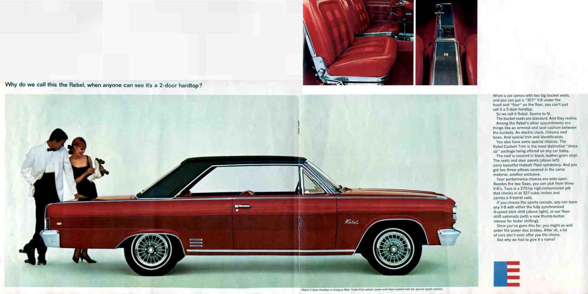 1966 Rambler Classic Brochure